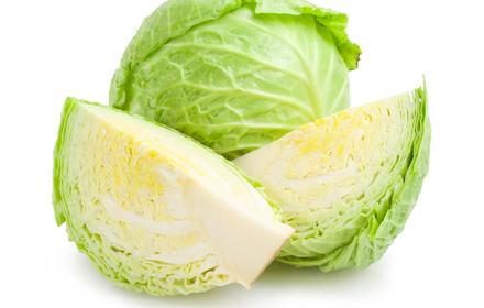 Cabbage with pasta thumbnail image