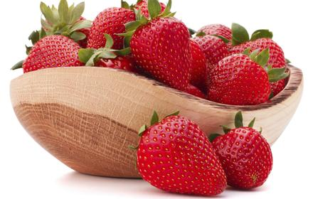 Strawberry bake thumbnail image